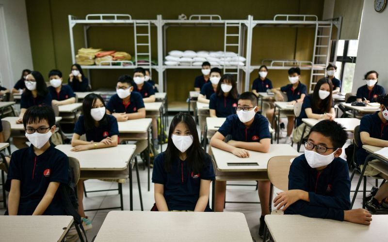 CDC-Releases-Guidelines-For-The-Reopening-Of-Schools