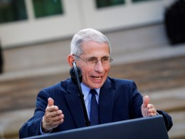 General Public Will Have Access To Vaccinations By April, Says Fauci
