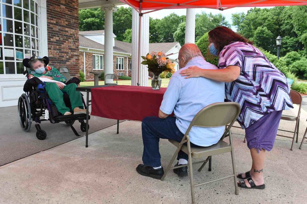 Kentucky Nursing Facility Reports 5 COVID-19 Reinfection Cases