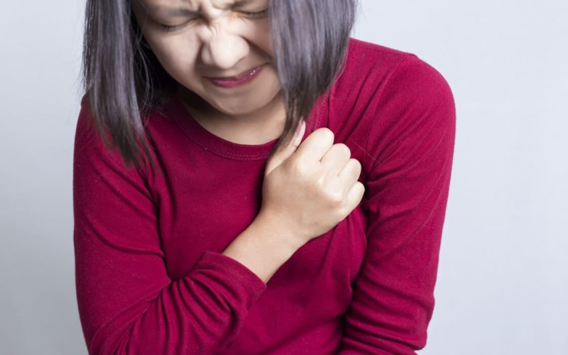 Study: Young U.S Women Are More Prone To Heart Disease
