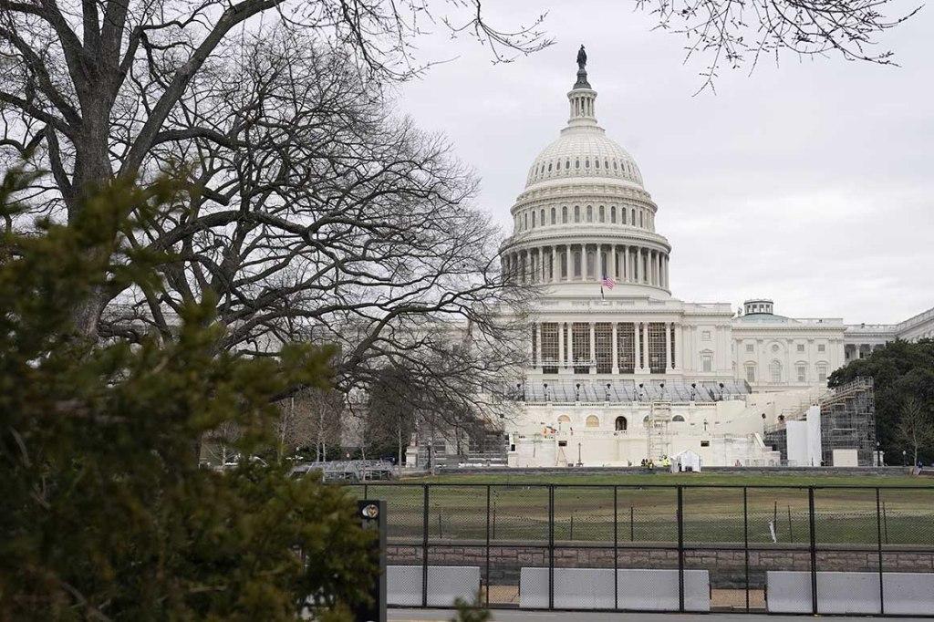 Democrats Battle For Passage Of $1.9 Trillion Covid-19 Relief Bill