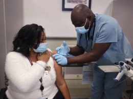 California Not Considering People Of Color For Vaccine