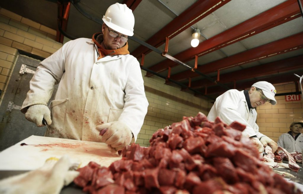 Meat Packers Still At Risk For Covid Transmission