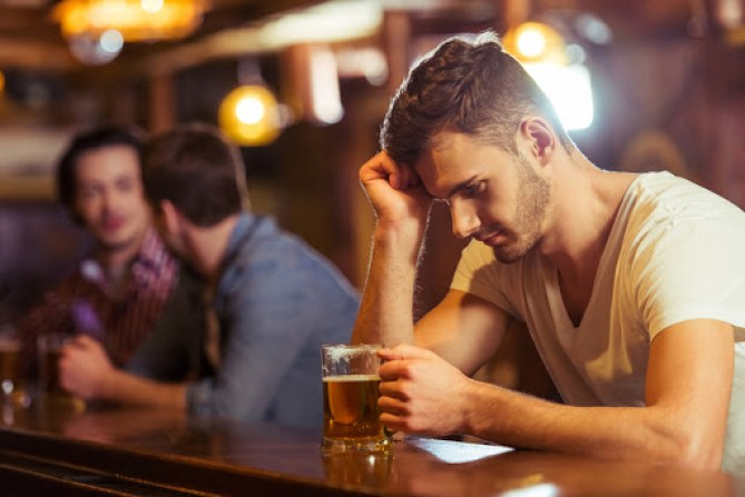 Alcohol Diseases And Liver Damage Increased In The Lockdown