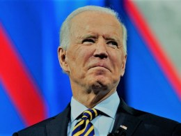 """Biden Exclaims, """"It's A Great Day For America."""""""