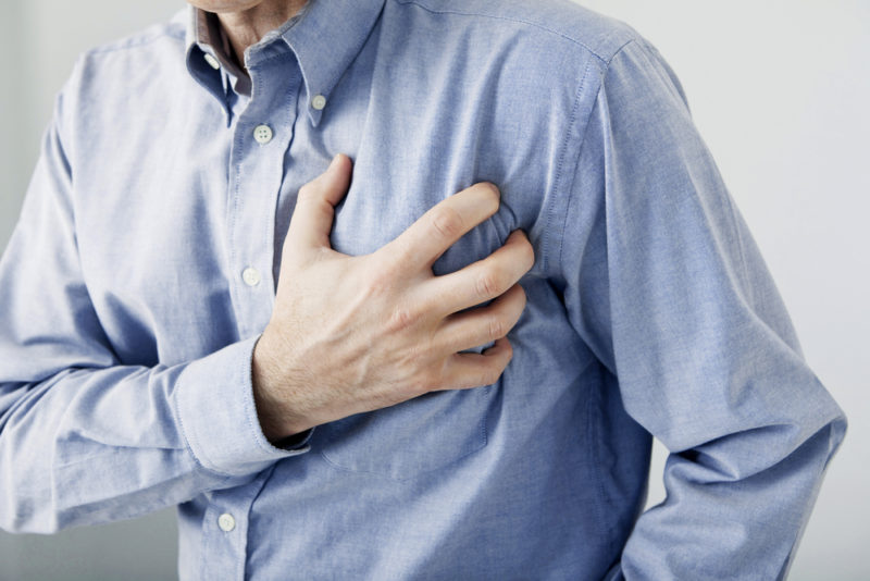 Hearts Attacks Do Drive With Atypical Symptoms