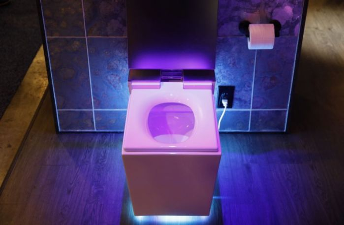 Smart Toilets Can Give Information Of Stool For Health Issues