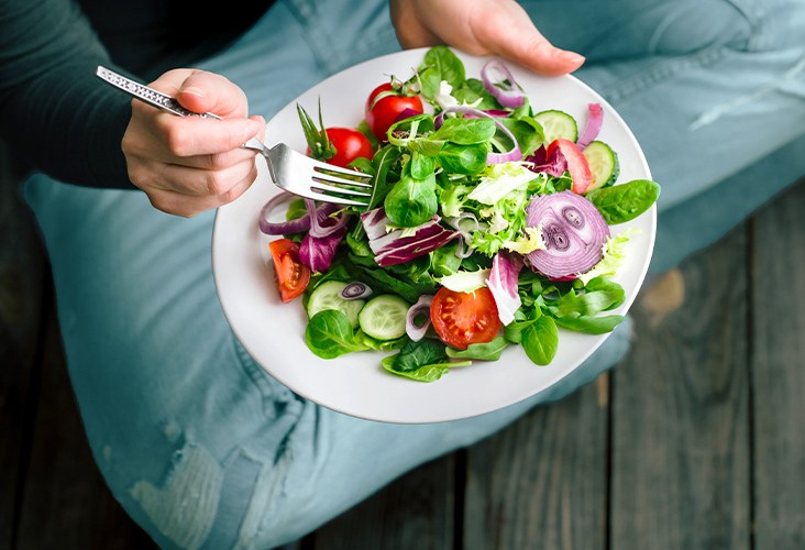 Vegan Food Also Prone To Infection?