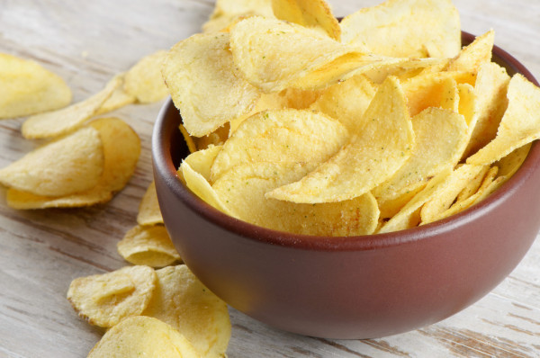 Fatty Lunches And Potato Chips Greatly Increase Your Heart Risk