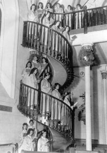 Miraculous Staircase Of Saint Joseph…Sante Fe New Mexico   Stairway Of Loretto Chapel   Original   Sister   Story   Spiral   Mysterious