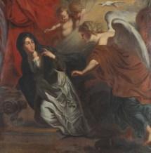 Virgin Mary Annunciation Gabriel