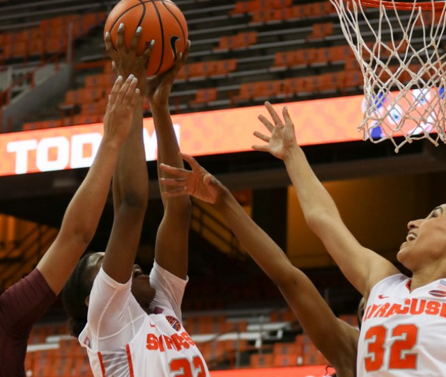 Syracuses Loss On Thursday Was Its First In The Carrier Dome In Its Last  Home