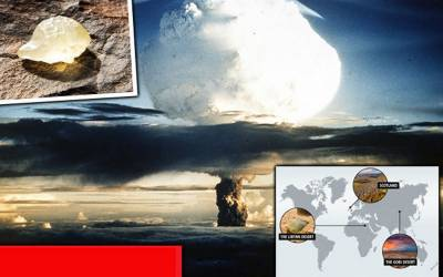 ہزاروں سال پہلے بنایا جانے والا دنیا کا سب سے پرانا 'ایٹم بم'