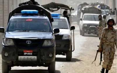 لورالائی ، دہشتگردوں کی ایف سی ٹریننگ سنٹر پر حملے کی کوشش ناکام بنادی گئی ،4دہشتگرد ہلاک