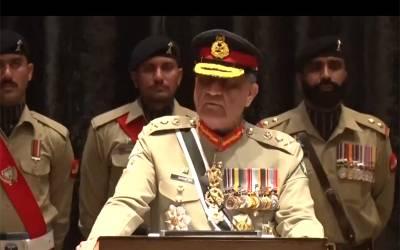 پاکستان کو انشااللہ کوئی گزند نہیں پہنچاسکے گا: آرمی چیف جنرل قمر جاوید باجوہ