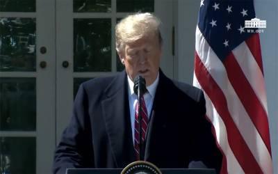 """"""" ٹیکس سے بچنے کیلئے میری کمپنیوں نے ایک ارب ڈالر کا نقصان ظاہر کیا """" امریکی صدر ڈونلڈ ٹرمپ بھی ٹیکس چور نکلے"""