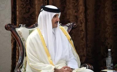 امیر قطر کا دورہ پاکستان کا فیصلہ ، خوشخبری آگئی