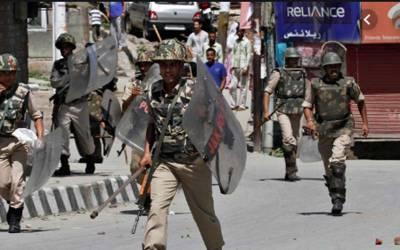 مقبوضہ کشمیر میں بھارتی دہشگرد فورسز نے 500سے زائد سیاسی رہنماﺅ ں اور کارکنوں کوگرفتار کرلیا