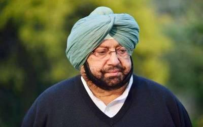 بھارتی پنجاب کے وزیراعلیٰ ٰامریندر سنگھ نے ریاست میں کرفیو نافذ کردیا