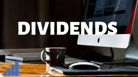dividends earnings stock market