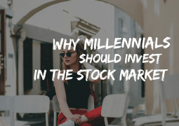 why millennials should invest in the stock market