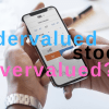 how to know if stocks undervalued overvalued