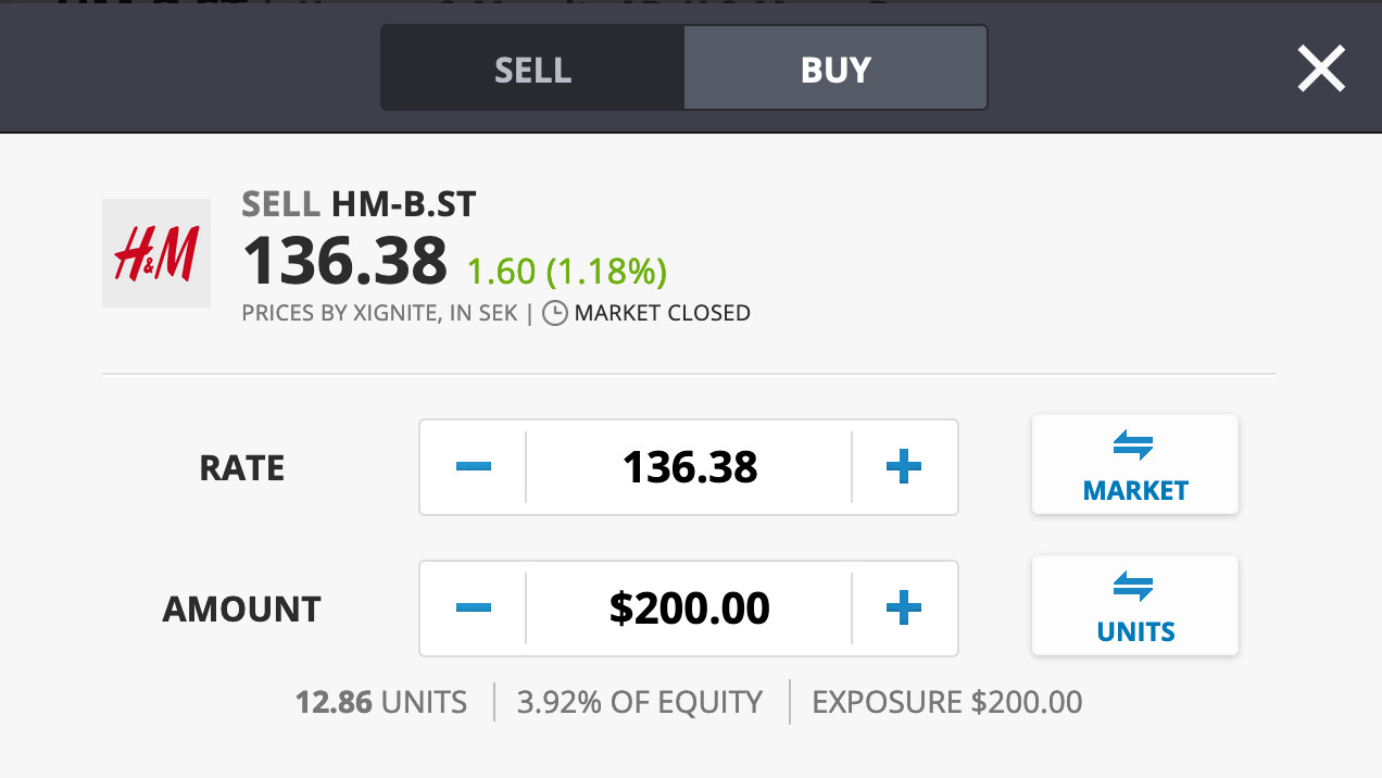 how to short stocks online