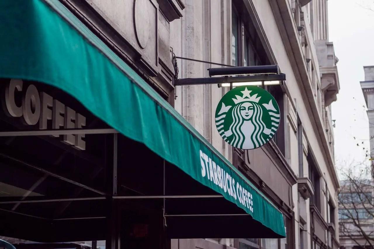 Starbucks stocks