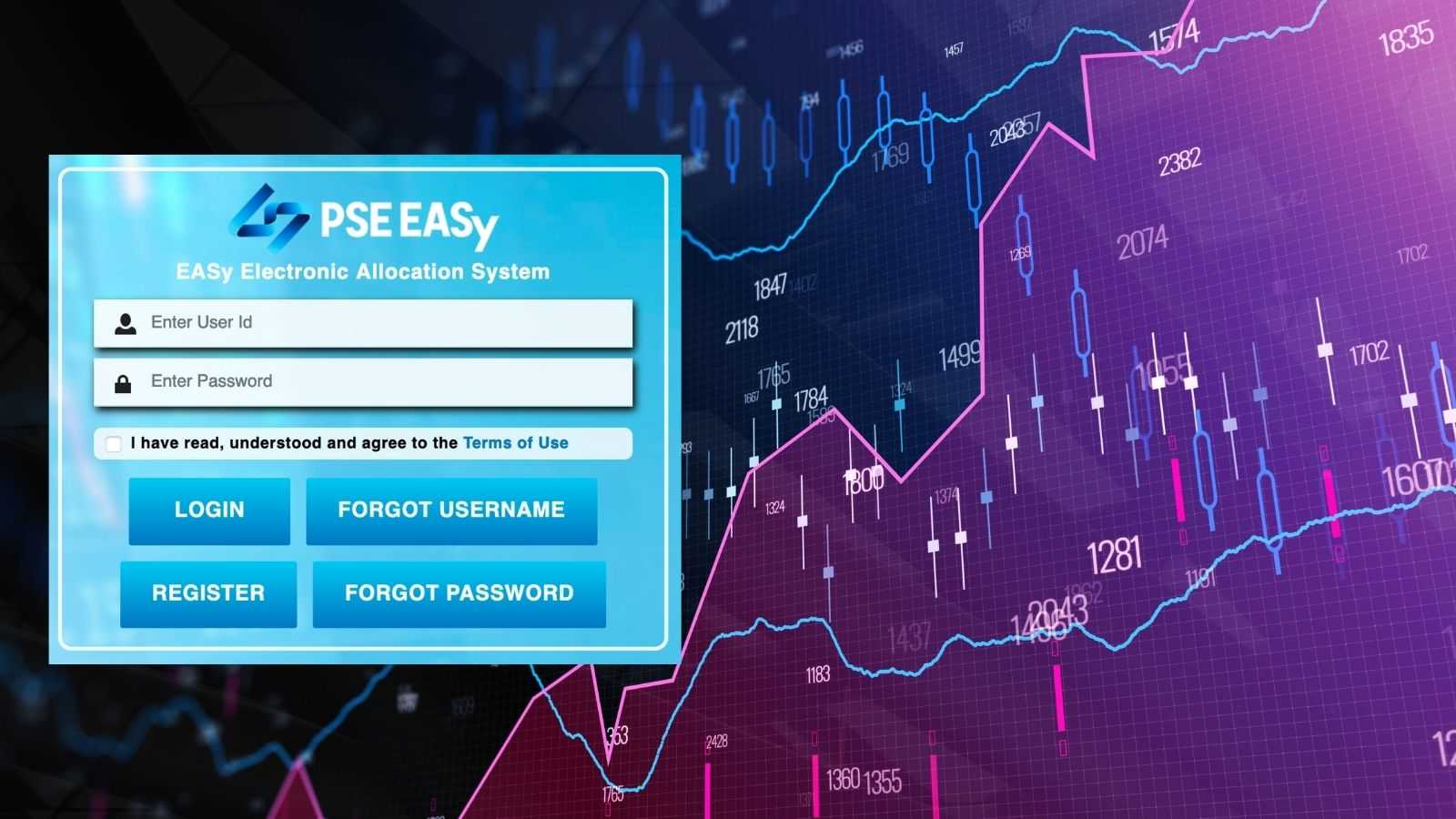how to open pse easy account for ipo