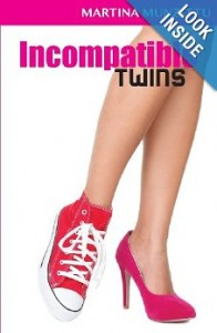 Incompatible Twins chick-lit novella
