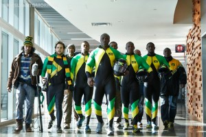 Jamaica winter olympics team