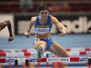 Marzia Caravelli sopot 2014 mondiali indoor
