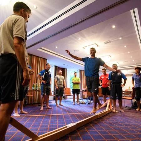 arbitri olimpici, yoga, preparazione psicologica