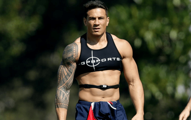 Sonny Bill williams, rugby, olympics