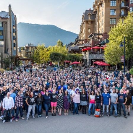 Automattic photo 2016 Whistler