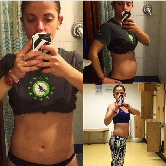 accepting ourselves - stef bloated water retention