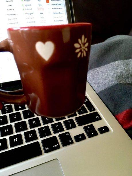 tazzina da caffè, nonna, nostalgia, caffè
