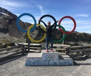 Heart is always where Olympics are