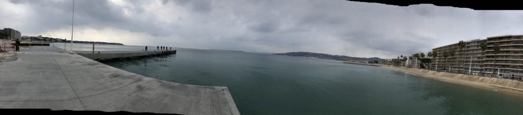 Panoramic waterfront - Antibes Water meetup 22-28.02.2018