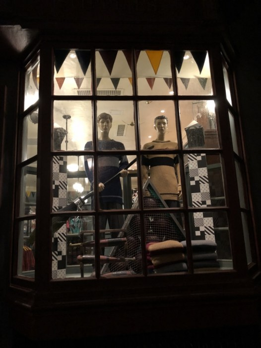 visit Diagon Alley