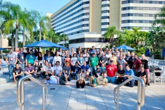 The Jetpack team - pic by Jeff Golensky. Spot the Pinner!