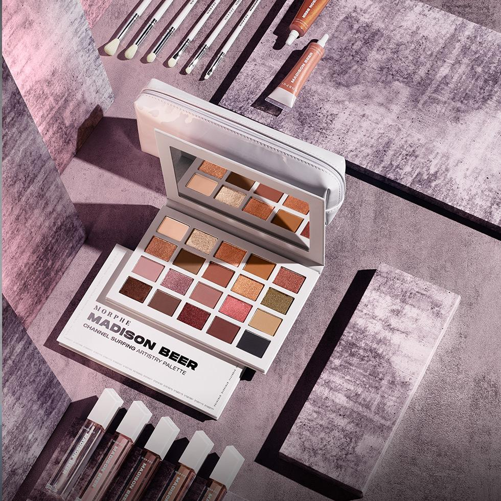 Madison Beer S Soft Glam Is Easy To Replicate With New Collection Daily Planet The has reached a size of 104 articles. madison beer s soft glam is easy to