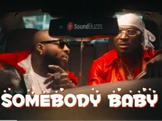 Peruzzi somebody baby ft davido video