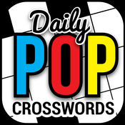 Handy tile in Words with Friends crossword clue