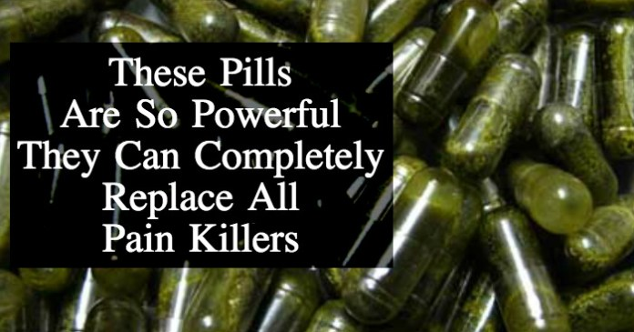 Image result for New Cannabis Capsule Is So Powerful It May Completely Replace All Pain Killers
