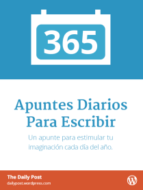 365 Writing Prompts (Spanish edition)