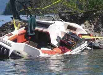 Image result for 3 women dead, 17 rescued as boat capsizes in Lagos .