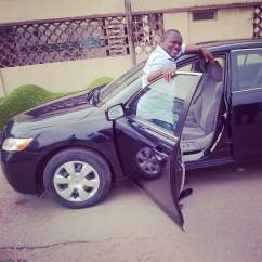Brand New Toyota Camry Nigeria Velg Racing Grand Avanza Sammie Okposo Surprises His Lead Vocalist With A The Kemifilaniblog Camryy