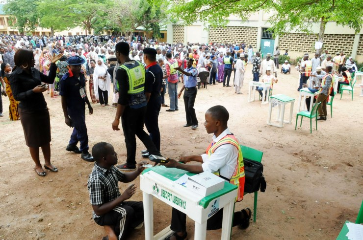 Image result for nigerian election