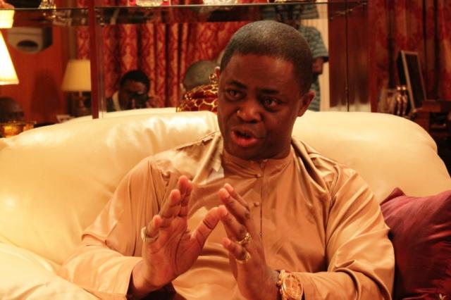 Fani Kayode insists NWC sabotaged Jonathans campaign threatens to release proofs - 2019: Fani-Kayode blasts Northern Governors over assist for Buhari